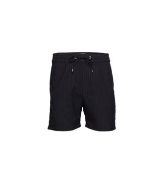 Just Junkies Just Junkies Main Shorts New Stripe Navy
