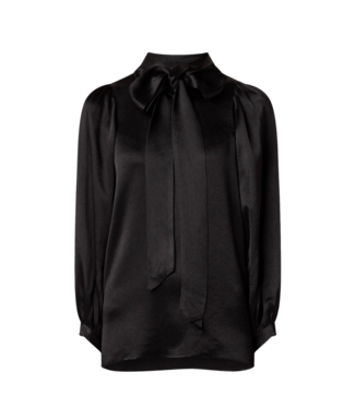 Second Female Second Female Moonlight LS Blouse Black