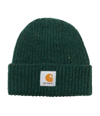 Carhartt Carhartt Anglistic Beanie Dark Fir Heather
