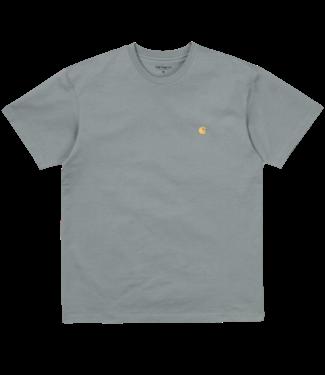 Carhartt Carhartt S/S Chasy T-shirt Cloudy Gold