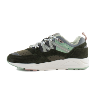 Karhu Karhu Fushion 2.0 Forest Green Aqua Gray