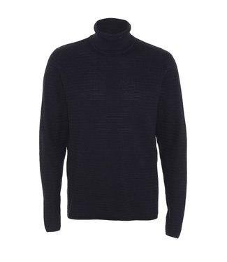 Clean Cut Copenhagen Clean Cut Copenhagen Aberdeen Roll Neck Navy