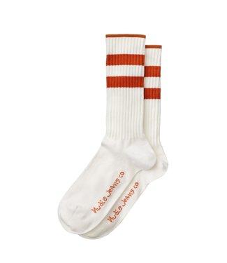 Nudie Nudie Jeans Amundsson Sport Socks Offwhite