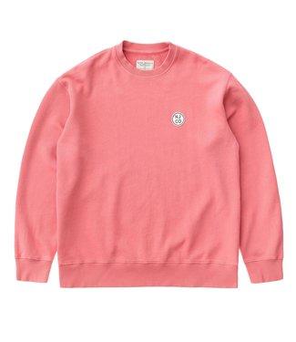 Nudie Jeans Nudie Jeans Lukas Logo Pink