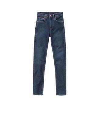 Nudie Nudie Jeans Hightop Tilde Blue Tide