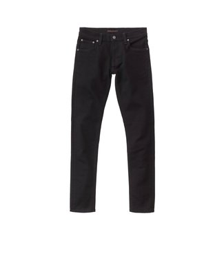 Nudie Nudie Jeans Tight Terry Ever Black