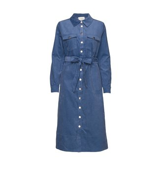 Just Female Just Female Harlow Dress Dutch Blue