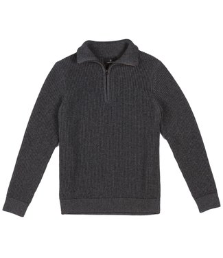 Superstainable Superior Sustainable 10000 Zip Knit Amager Cool Grey