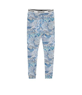 Dedicated Dedicated Long Johns Abisko Ski Area Multi Color