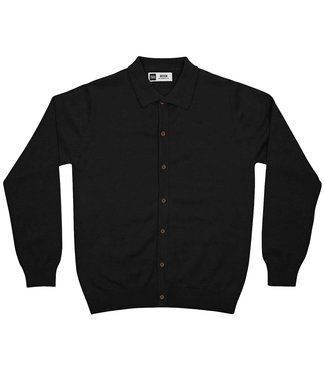 Dedicated Dedicated Cardigan Orsa Black