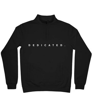 Dedicated Dedicated Sweatshirt Duved Dedicated Logo Black