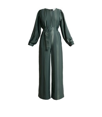 Just Female Just Female Polly Jumpsuit Dark Green
