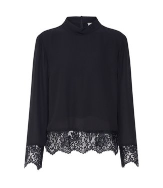 Just Female Just Female Esmee Blouse Black