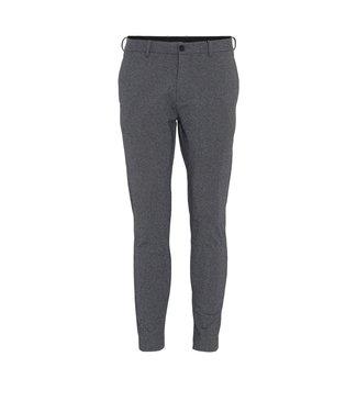 Clean Cut Copenhagen Clean Cut Copenhagen Milano Jersey Pants Dark Grey Mix