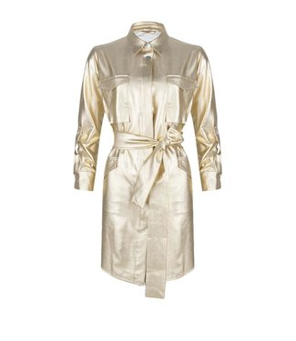 Chptr-S Chptr-s The Lisbon Dress Gold