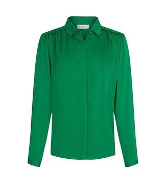 Fabienne Chapot Fabienne Chapot Sunrise Solid Blouse Cactus Green Uni