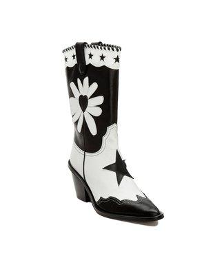 Fabienne Chapot Fabienne Chapot Dolly High Special Black/White Miss Daisy