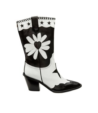 Fabienne Chapot Fabienne Chapot Dolly High Special Black/White Miss Daisy