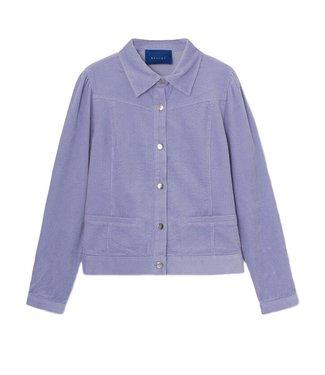Résumé Resume Trista Jacket 06970405 Lavender