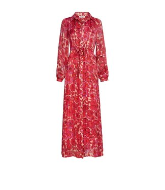Fabienne Chapot Fabienne Chapot Frida Long Dress Blossom Pink/Shelly