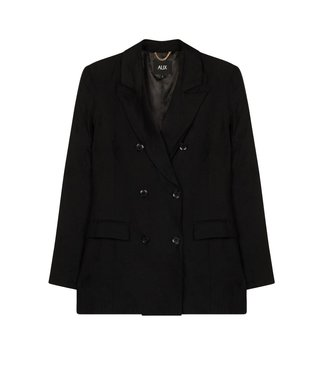 Alix Alix Linen Mix Blazer 201431458 Black