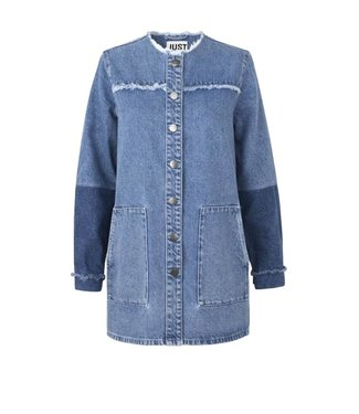 Just Female Just Female Norma Denim Jacket Blue Denim