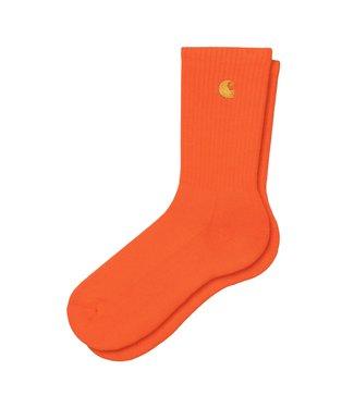 Carhartt Carhartt Chase Socks Clockwork / Gold