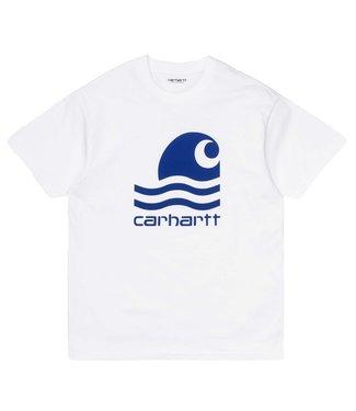 Carhartt Carhartt S/S Swim T-shirt White / Submarine
