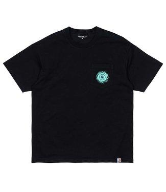 Carhartt Carhartt S/S Note Pocket T-shirt Black
