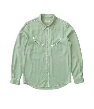 Nudie Jeans Nudie Jeans Stellan Western Pale Green