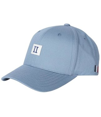 Les Deux Les Deux Piece Baseball Cap Blue Off White