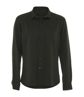 Clean Cut Copenhagen Clean Cut Copenhagen Maxime Shirt LS Army