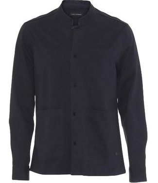 Clean Cut Copenhagen Clean Cut Copenhagen Pierre Overshirt Navy