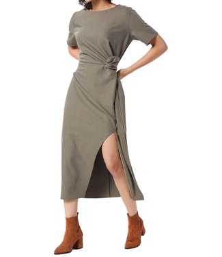 Norr Norr Margo Dress Olive