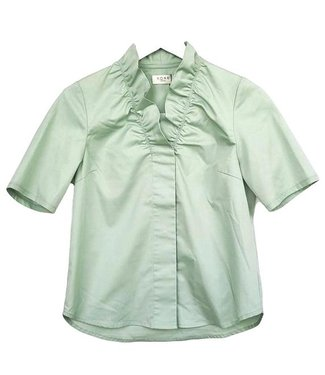 Norr Norr Mackenzie Shirt Mint Green