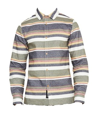 Native Youth Native Youth Men Boavista Shirt Navy