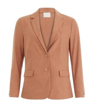 Coster Copenhagen Coster Copenhagen Suit Jacket Button Details At Cuffs Soft Rose