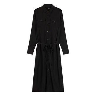 Alix Alix Modal Tunic Dress Black