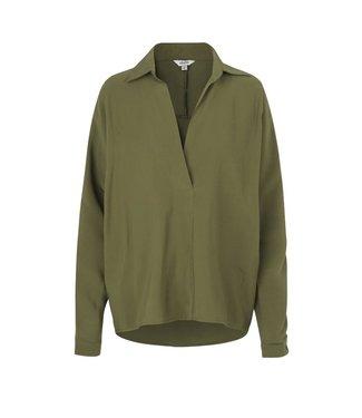 MbyM Mbym Delina Emalina Shirt Military Olive