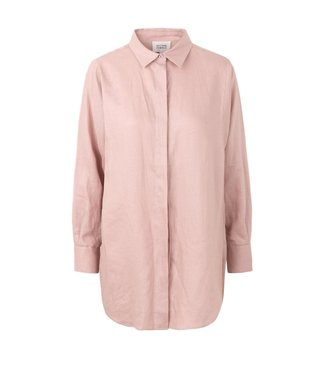 Second Female Second Female Lune LS Shirt Pale Mauve