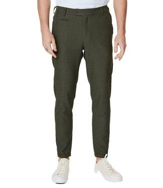 Les Deux Les Deux Como Light Suit Pants Dark Green