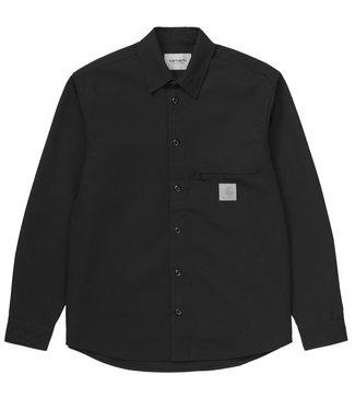 Carhartt Carhartt L/S Copeman Shirt Black