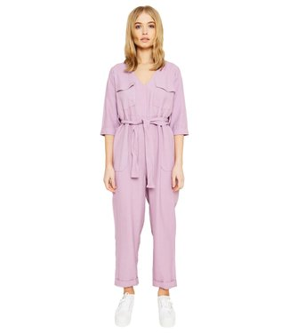 Native Youth Native Youth Phelps Jumpsuit Lilac