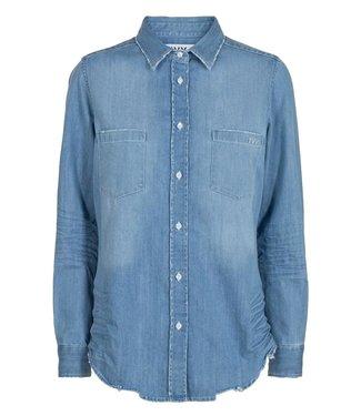 Ivy Ivy Copenhagen Matti Denim Shirt Blue