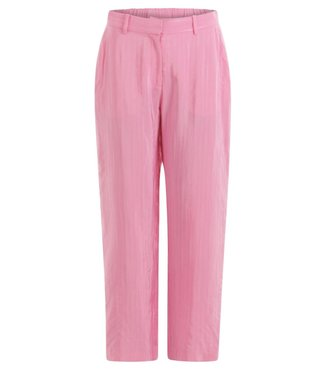 Coster Copenhagen Coster Copenhagen Pants With Straight Legs Candy Pink