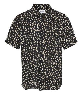 Just Junkies Just Junkies Panther Shirt Black