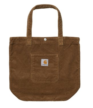 Carhartt Carhartt Simple Tote Bag Hamilton Brown Rinsed