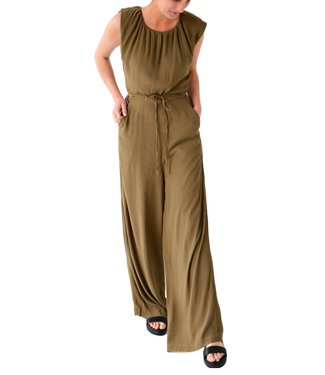 MbyM Mbym Malinas Amee Jumpsuit Military Olive