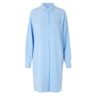 MbyM Mbym Neveah Shira Shirt Placid Blue