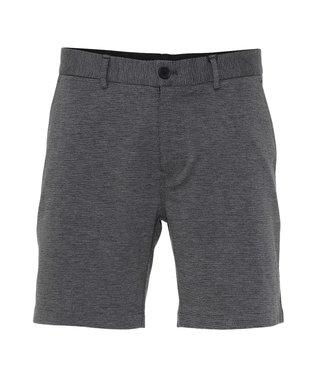 Clean Cut Copenhagen Clean Cut Copenhagen Milano Arrow Shorts Dark Grey